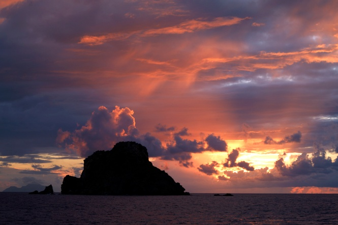 French West Indies (Caribbean Sea) - Island of Saint BarthŽlemy